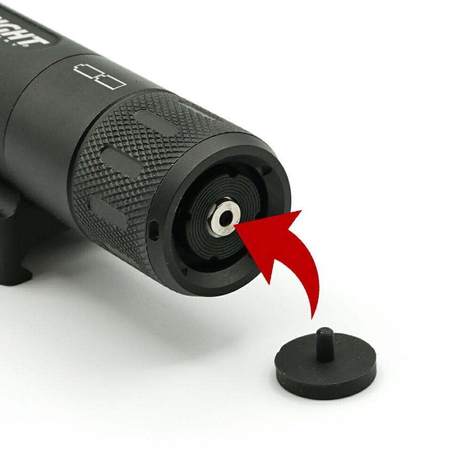 リアル 刻印モデル INSIGHT タイプ WMX200 ウェポンライト IR 赤外線 実物 CREE LED 使用 WNE04014 WADSN 製|naniwabase|18