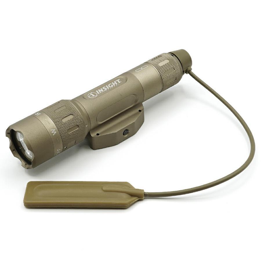 リアル 刻印モデル INSIGHT タイプ WMX200 ウェポンライト IR 赤外線 実物 CREE LED 使用 WNE04014 WADSN 製|naniwabase|03