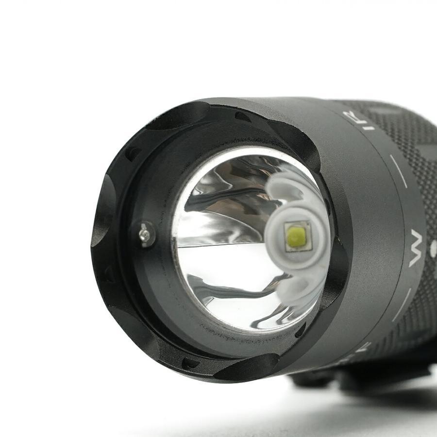 リアル 刻印モデル INSIGHT タイプ WMX200 ウェポンライト IR 赤外線 実物 CREE LED 使用 WNE04014 WADSN 製|naniwabase|09