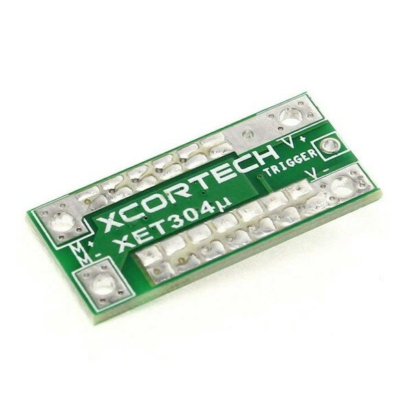 XCORTECH XET304μ MosFET エクスコアテック電動ガンFET naniwabase 03
