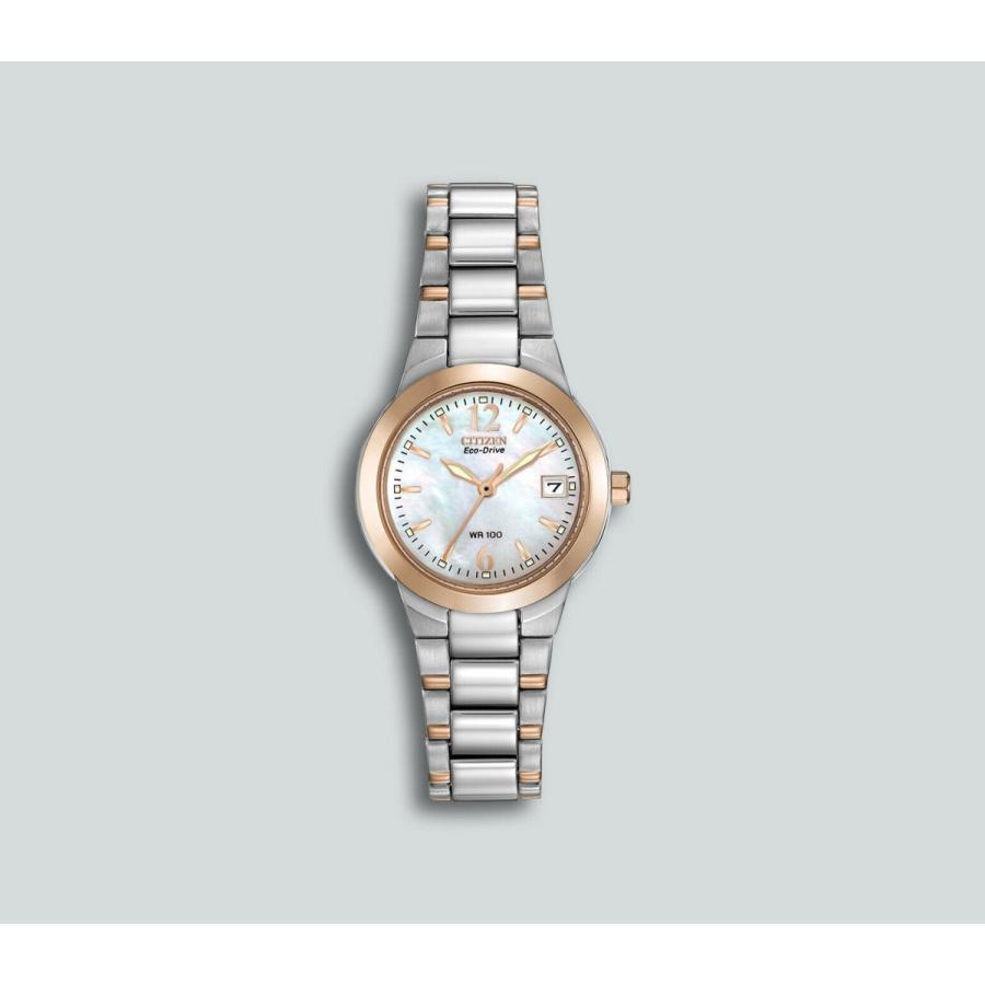 好きに シチズン 腕時計 Authentic New Citizen レディース Chandler Eco-Drive エコドライブ Watch EW1676-52D, イカホマチ 51c4f3b7