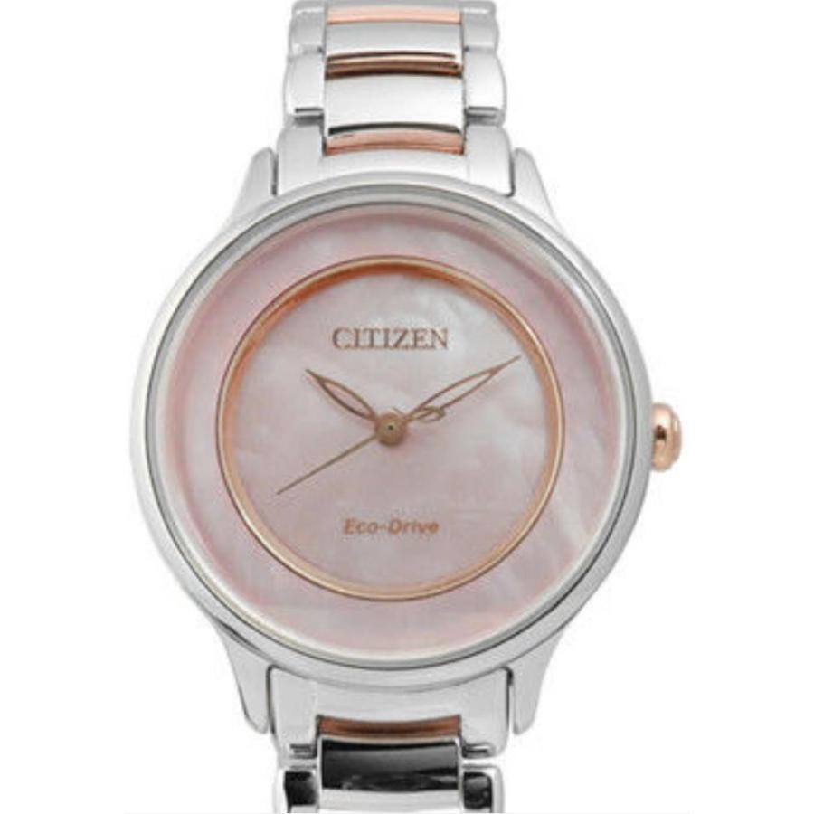 【即納!最大半額!】 シチズン 腕時計 Citizen Eco Drive エコドライブ Ladies EM0384-56D, 質屋 大黒屋 331b5902
