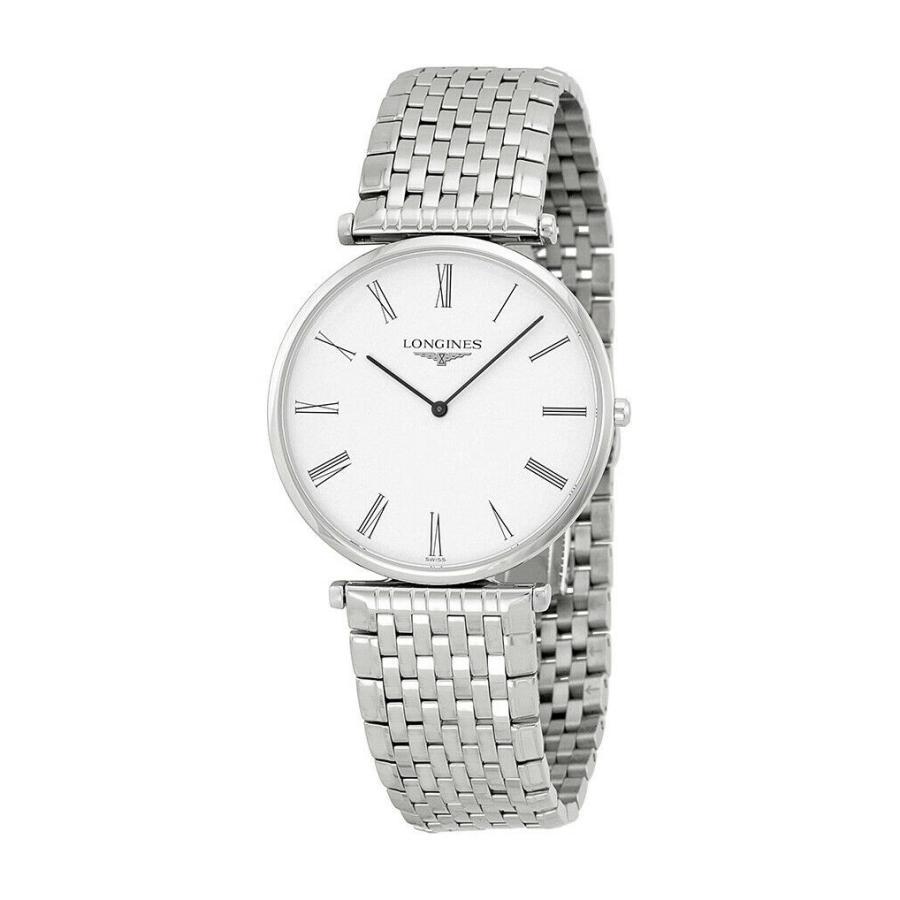 品質一番の ロンジン 腕時計 Longines la Grande Classique 腕時計 Montre Homme Cadran Homme Acier Inox イノックスydable Cadran Blanc, ユザマチ:9b898d9e --- airmodconsu.dominiotemporario.com
