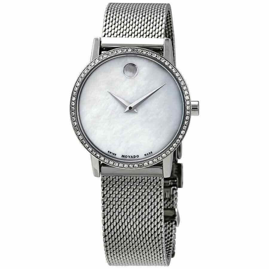 日本限定 モバード 腕時計 New Movado 腕時計 0607306 Museum Classic クラシック Diamond モバード 28mm Stainless Steel レディース Watch 0607306, 楽天Kobo電子書籍ストア:61ac58d9 --- airmodconsu.dominiotemporario.com