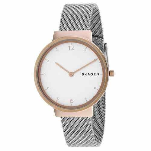 65%OFF【送料無料】 スカーゲン 腕時計 Skagen レディース SKW2616 Ancher アンカー Watch, 【新品、本物、当店在庫だから安心】 22416a43