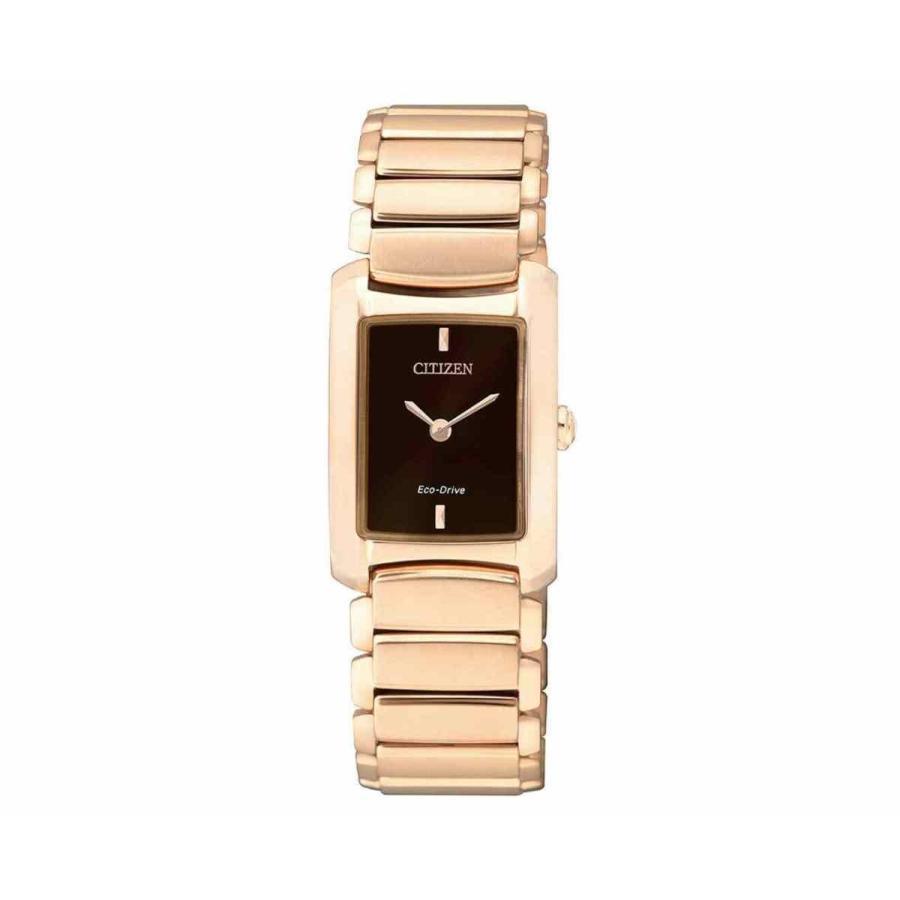 買取り実績  シチズン 腕時計 Citizen Eco-Drive エコドライブ レディース 30mm Stainless Steel Solar Powered Watch Gold/Black, スーパースポーツカンパニー 5d6db74b