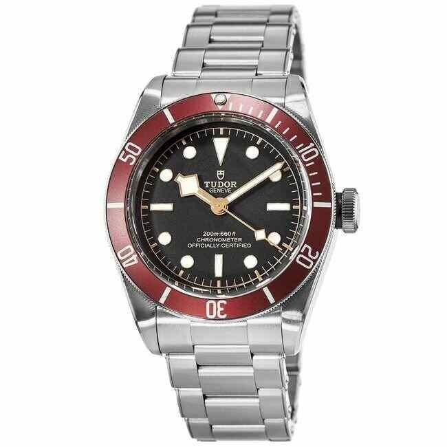 世界有名な チューダー 41 腕時計 メンズ New Tudor Black Bay 41 Automatic M79230R-0012 Red Bezel Steel メンズ Watch M79230R-0012, 関ヶ原町:0e7e09ff --- airmodconsu.dominiotemporario.com