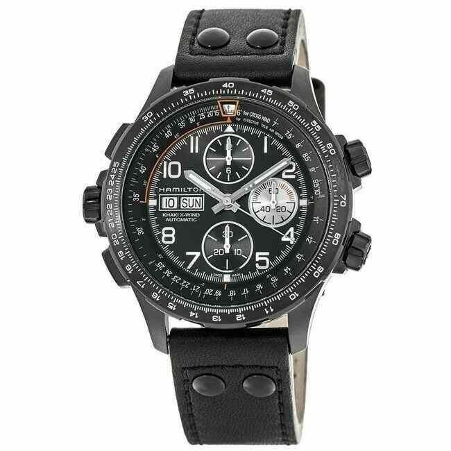 卸し売り購入 ハミルトン 腕時計 Watch New Hamilton X-Wind X-Wind 腕時計 Auto Chrono メンズ Watch H77736733, 上品なスタイル:c68ab9b1 --- airmodconsu.dominiotemporario.com
