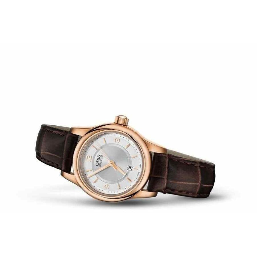 【激安アウトレット!】 オリス Winding 腕時計 Oris オリス Gold Date Ladies Swiss Swiss .Automatic Winding Dress Wristwatch, アロハコーポレーション:1b4be3bd --- airmodconsu.dominiotemporario.com