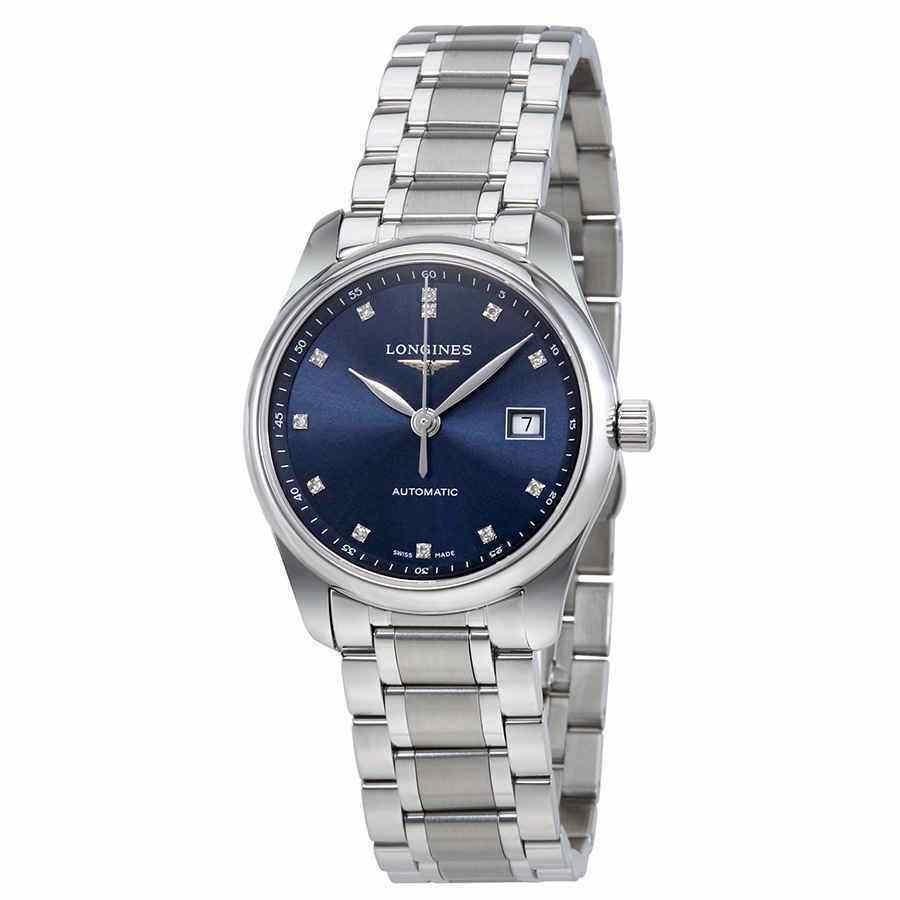 正規品! ロンジン 腕時計 Longines Master Collection Automatic Blue Dial Ladies Watch L2.257.4.97.6, アランフィニ 芦屋 フルーラル 7c2385ce