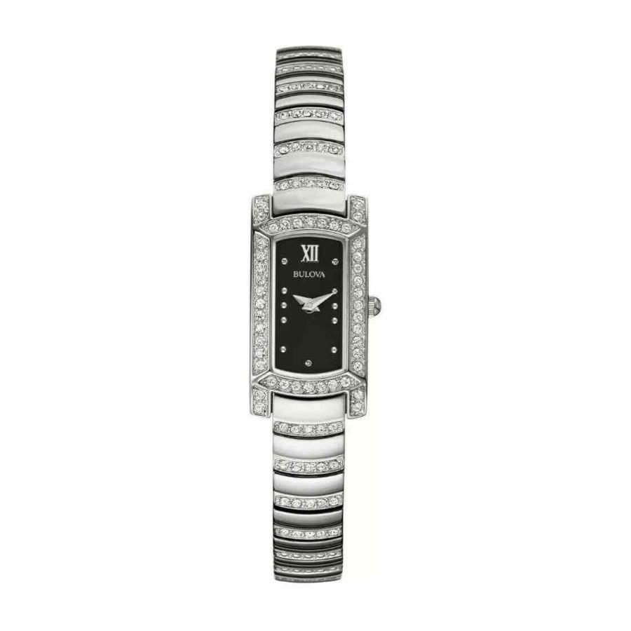 【美品】 ブローバ 腕時計 BULOVA CRYSTAL COLLECTION 96L202 レディース WRISTWATCH, 紗那郡 976a0325