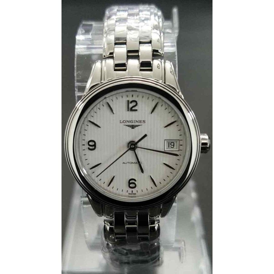 格安SALEスタート! ロンジン 腕時計 Longines Flagship レディース レディース Watch Longines L4.274.4.76.6 - Retail Flagship (43% off), TRAMS:32664c3b --- airmodconsu.dominiotemporario.com