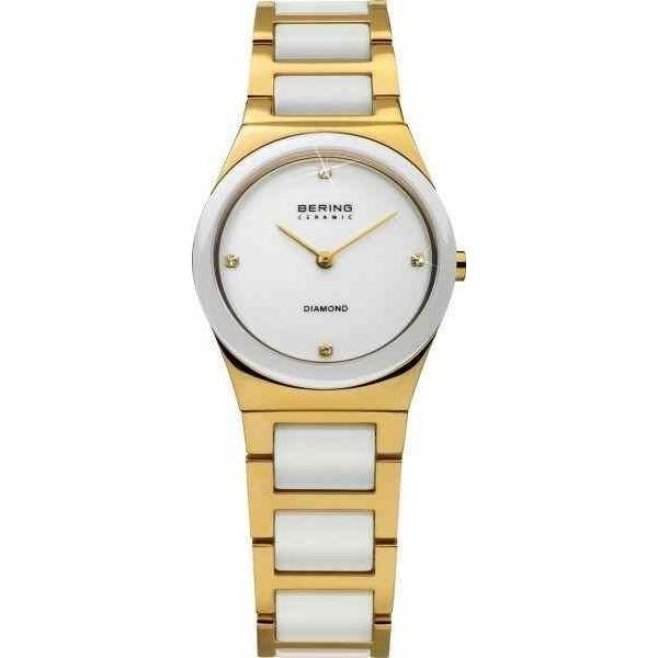 最も  ベーリング 腕時計 Bering レディース Watch 32230-701 Ceramic Steel Safirglas Ultraslim Design Ladies, SHOP質ヨシムラ 42fdf368