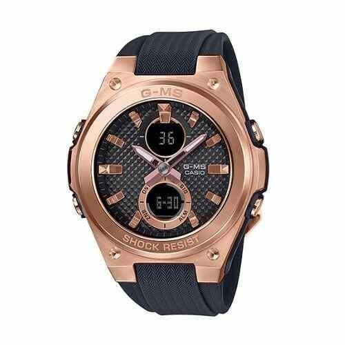 低価格の カシオ 腕時計 Casio Baby-G MSG-C100G-1A G-MS Series Analog Digital Ladies' Watch, スタイリッシュゴルフ 81fdbc80