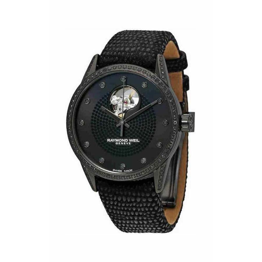 【人気商品】 レイモンドウイル 腕時計 Diamond Raymond Weil Freelancer Raymond フリーランサー Black Diamond Automatic Automatic レディース Watch 2750-BK1-05208, きもののことなら:9c052f89 --- airmodconsu.dominiotemporario.com