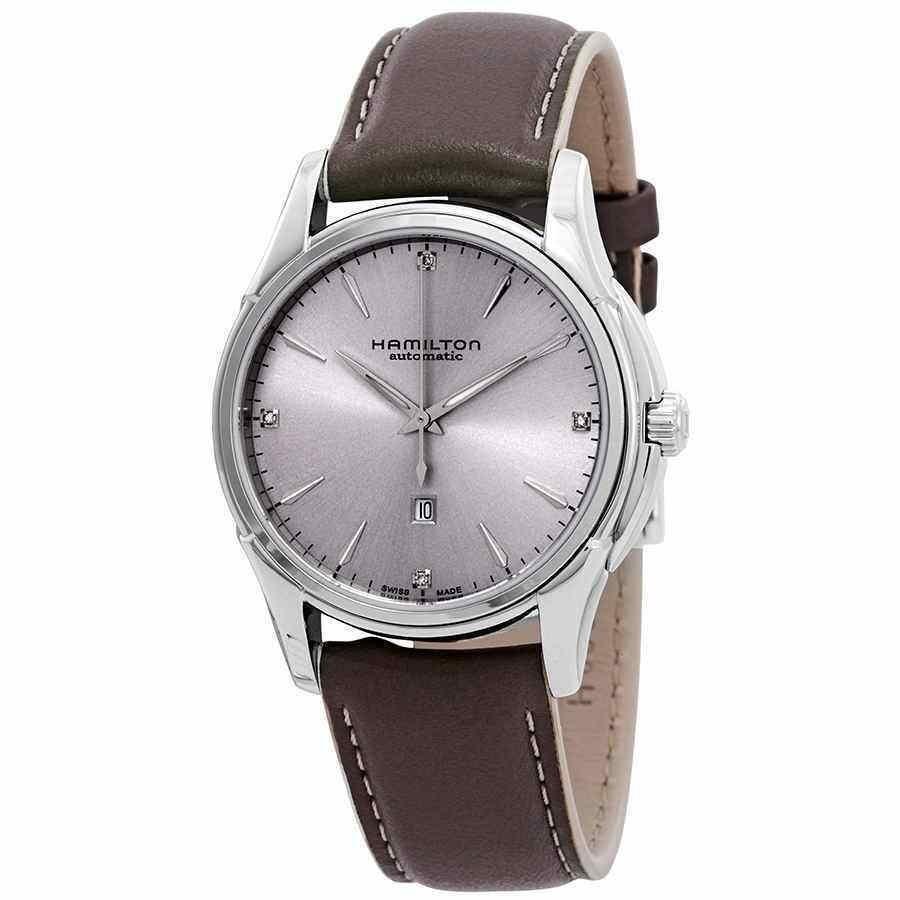 100%本物 ハミルトン 腕時計 Hamilton Jazzmaster Automatic Diamond Silver Dial Ladies Watch H32315891, S-punky(スパンキー) 1b4258dd