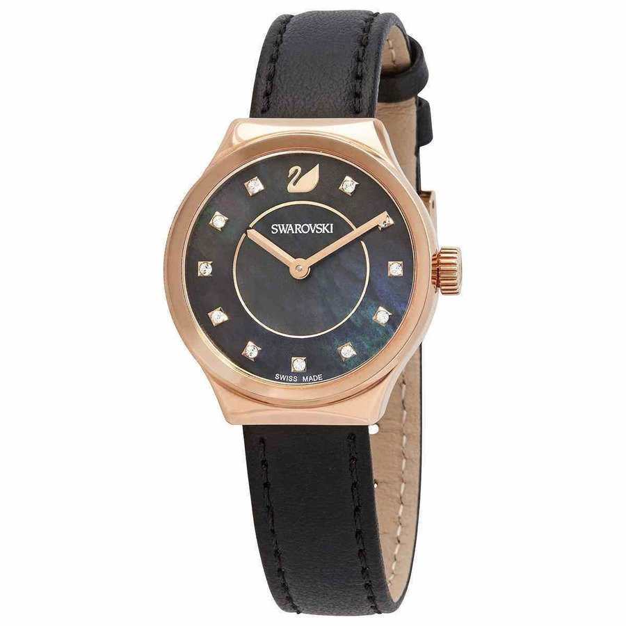 人気カラーの スワロフスキー Dial 腕時計 Swarovski Dreamy MOP Black MOP Dial Ladies Watch Swarovski 5295340, アウトレットツール:3bf90f7c --- airmodconsu.dominiotemporario.com