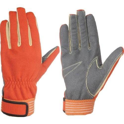 シモン 災害救助用手袋 KG-120 LLサイズ (人工皮革・アラミド繊維)
