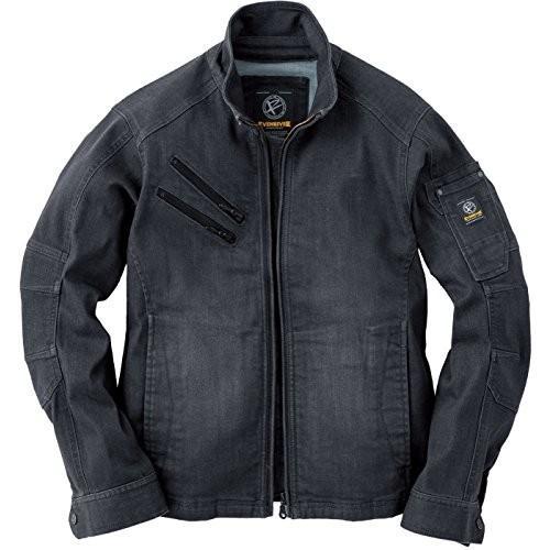EVENRIVER (イーブンリバー)ジャケット ストレッチ ブルゾン er-usd507 ブラストブラック L