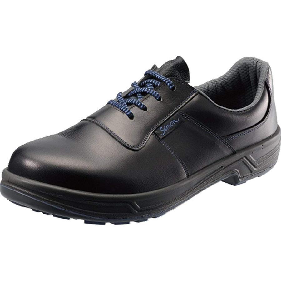 シモン 安全靴 8511クロ-290