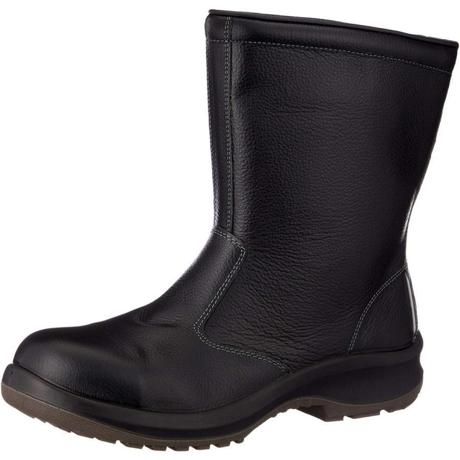 ミドリ安全 静電安全靴 JIS規格 半長靴 プレミアムコンフォート PRM240 静電 ブラック 26.5 cm cm cm 3E 28e