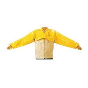 ヨツギ 高圧作業用 電気絶縁上衣 一般型 大サイズ (使用電圧:7000V以下 交流) YS-121-41-05