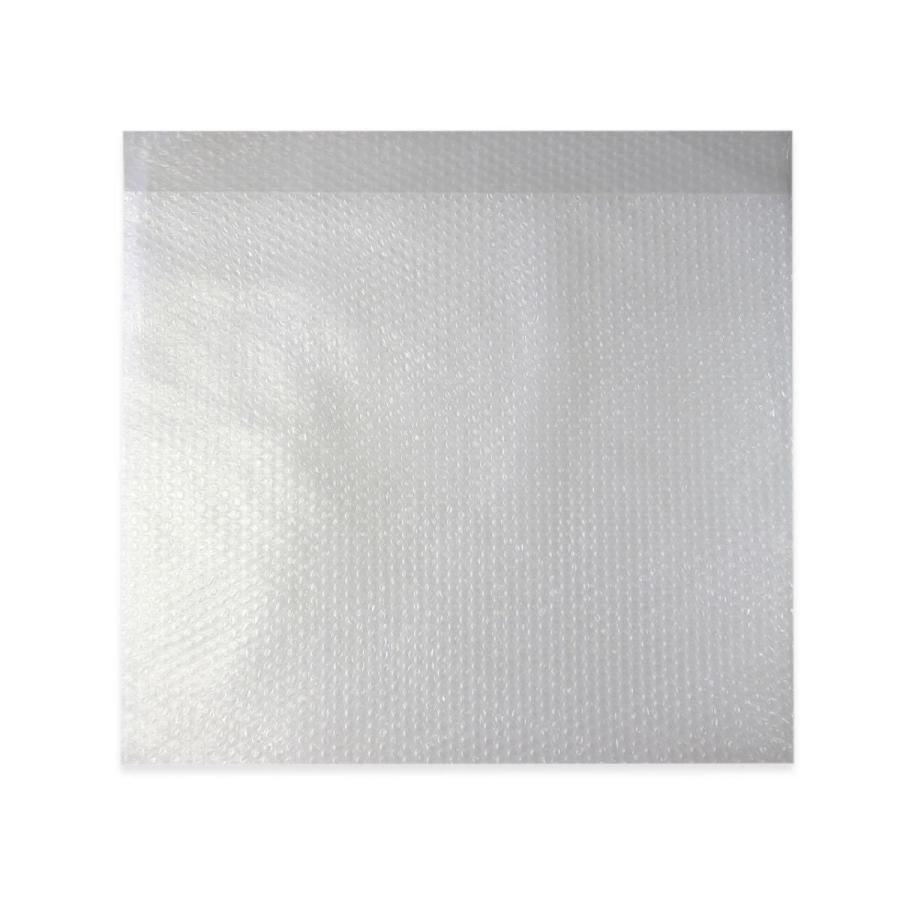 コンポス プチプチ袋 エアキャップ (粒は外側) 600×500+60mm (75枚セット)