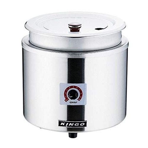 KINGO湯煎式電気スープジャー 11L D9001/62-6514-97