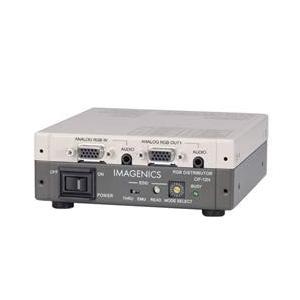アナログRGB音声分配器 IMAGENICS (イメージニクス) CIF-12H