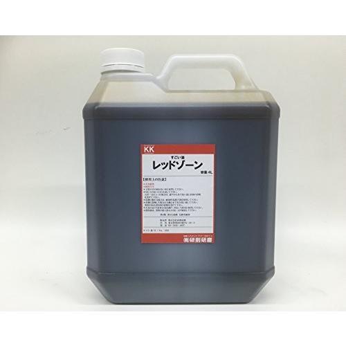 摩擦抑制剤 すごい油レッドゾーン 液体タイプ 4L