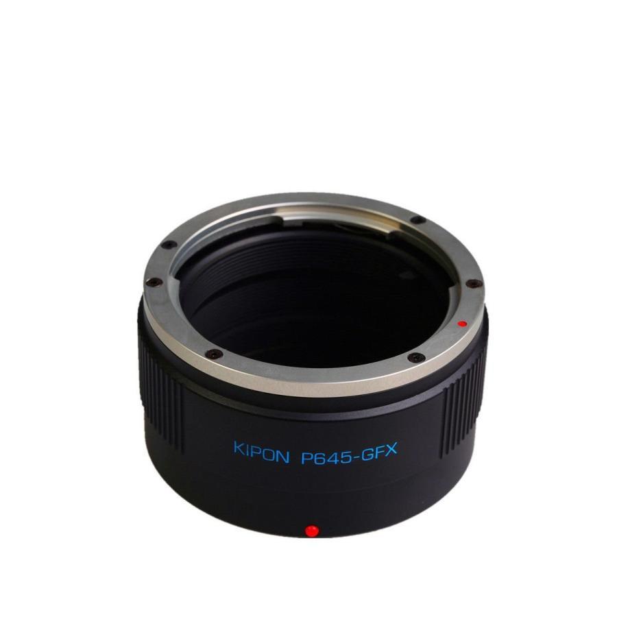 KIPON ペンタックス Pentax 645 マウント変換アダプター 富士フィルム GFXマウントボディ用 並行輸入品