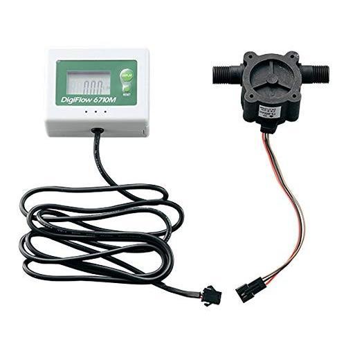 アズワン バッテリー式流量計 DF0671/1-053-12