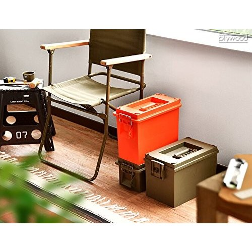 スモール ユーティリティー ボックス SMALL UTILITY BOX オレンジ HAYES TOOLING & PLASTICS