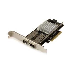 StarTech.com 10GbE 2ポートSFP+搭載PCIe光ファイバーNIC PEX20000SFPI 目安在庫=△