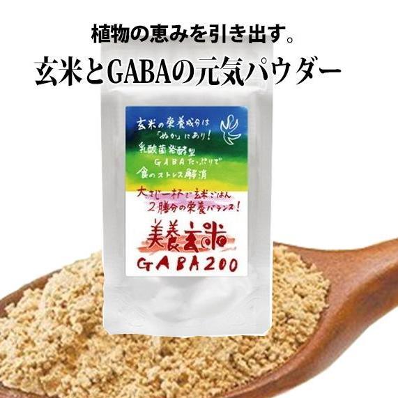 美養玄米GABA200(150g)|nanpoo