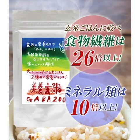 美養玄米GABA200(150g)|nanpoo|02