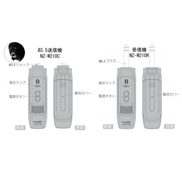 【レンタル0泊1日】コードレスヘッドマイク(RENT-210CTH) nanzu 05