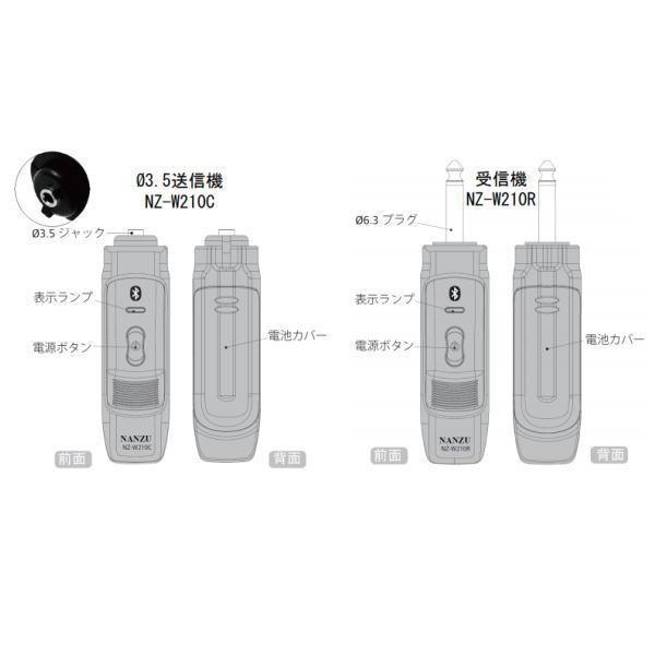 【レンタル5泊6日】コードレスヘッドマイク(RENT-210CTH)|nanzu|05