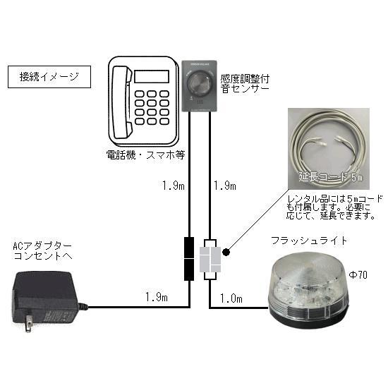 【レンタル3泊4日】呼出し音フラッシュコール(RENT-380)|nanzu|03