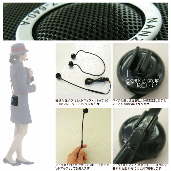 【レンタル2泊3日】ハンズフリー拡声器(RENT-5A)パワギガ+|nanzu|04