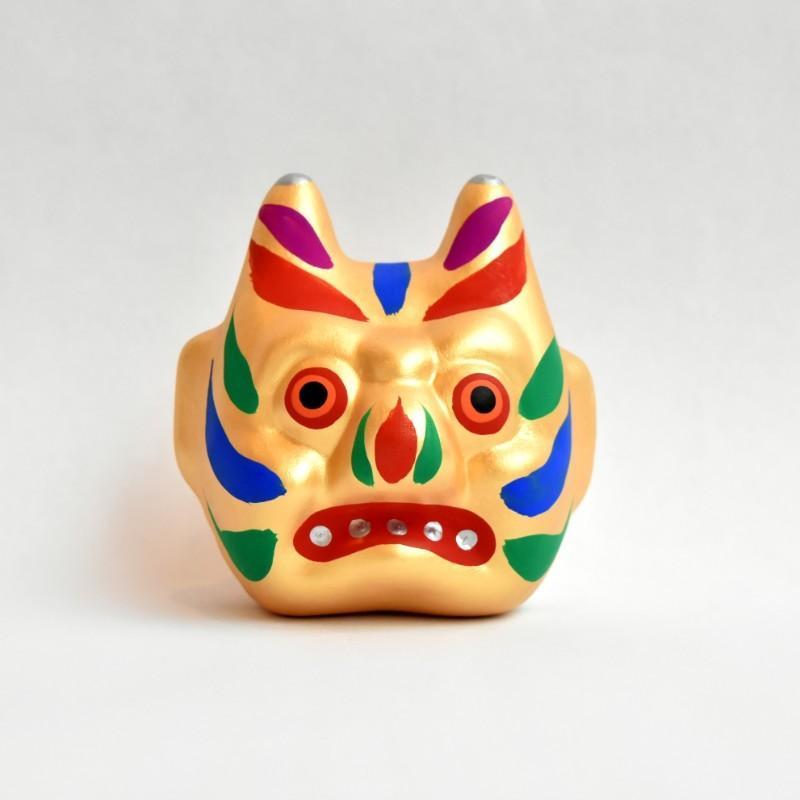 厄除け鬼(大)|nara-temoto