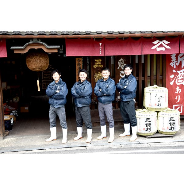 みむろ杉 純米吟醸 吉川産山田錦 1.8L 2021年1月醸造…|narazake|05