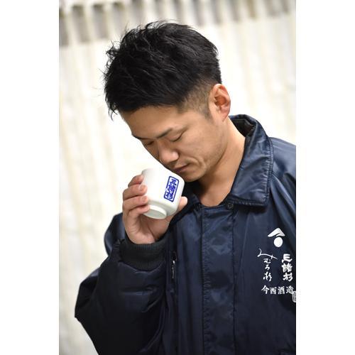 みむろ杉 純米吟醸 吉川産山田錦 1.8L 2021年1月醸造…|narazake|06