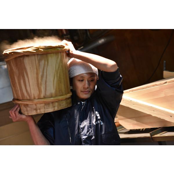 みむろ杉 純米吟醸 吉川産山田錦 1.8L 2021年1月醸造…|narazake|09