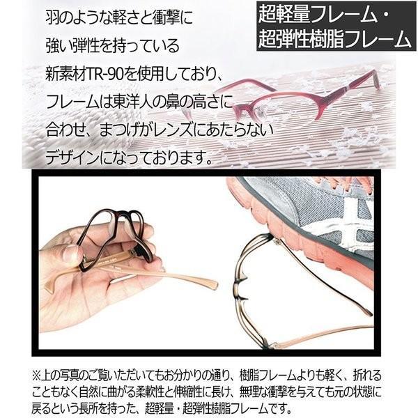 PCメガネ(ブルーライトカット) サングラス(調光レンズ)  両方対応|nare-megane|04