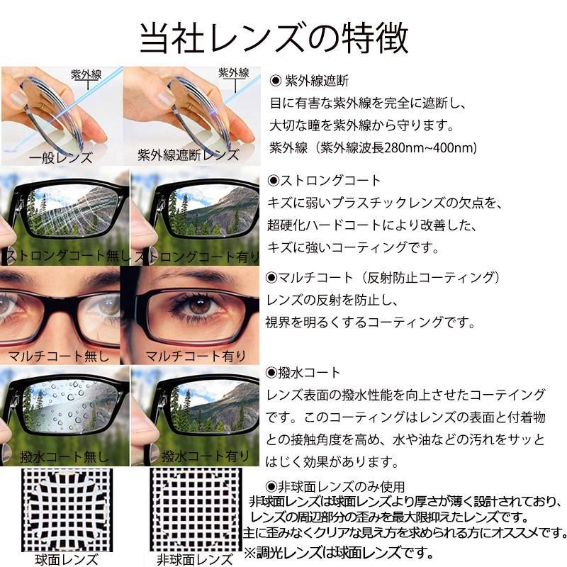 度付きメガネ 調光 福袋 nare-megane 02