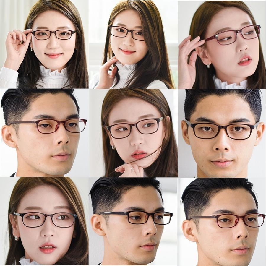 度付きメガネ 調光 福袋 nare-megane 09