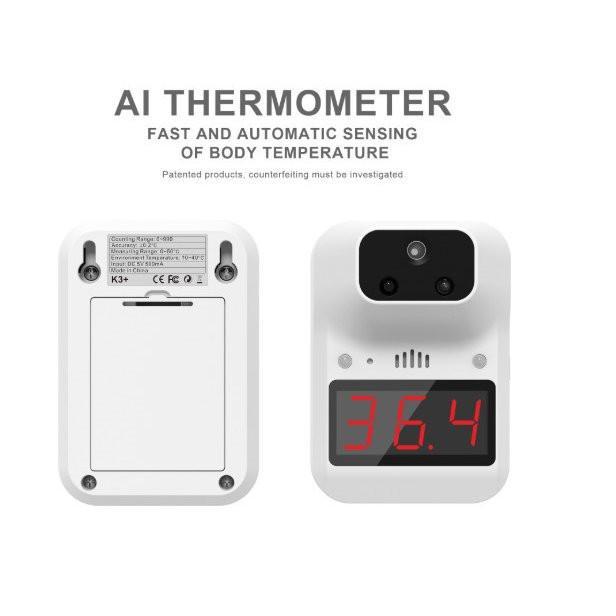 感謝価格 0.1秒迅速検温 即納 簡単操作 AI自動検温器 非接触型自動温度測定器 体温計 安全 人力節約fy-028 会社大量注文承り 効率高い 便利 活用場所広い