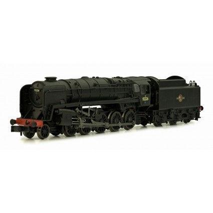 DAPOL Nゲージ (9mm) 2S-013-002 Class 9F BR Late Crest 92226 BR1G TENDER 1537