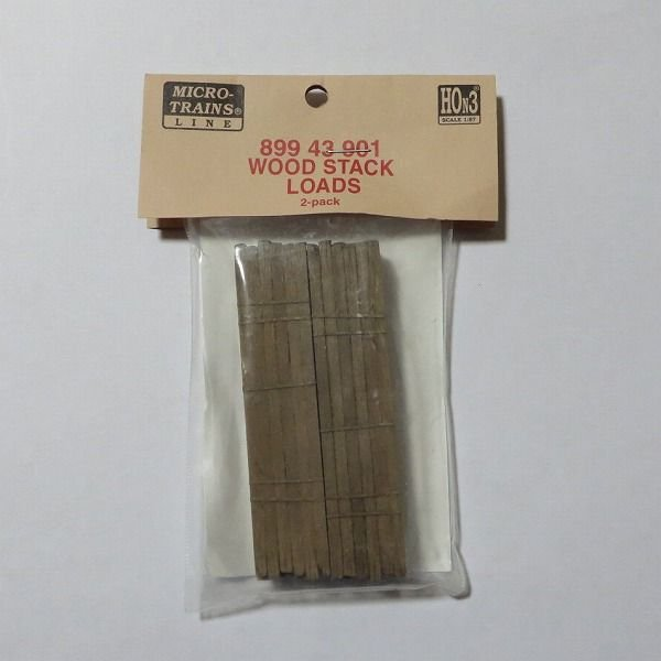 マイクロトレインズ 89943901 HOn3用 積荷 角材 2個入 narrow-gauge-shop